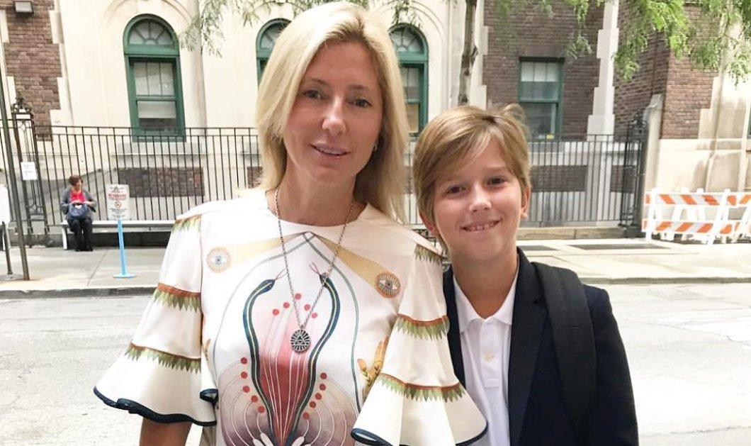 Ο μικρός «σοφός» Αριστείδης εγγονός του Κωνσταντίνου & της Άννας Μαρίας έγινε 12 - Η μαμά του Μαρί Σαντάλ έγραψε... (φωτό) - Κυρίως Φωτογραφία - Gallery - Video