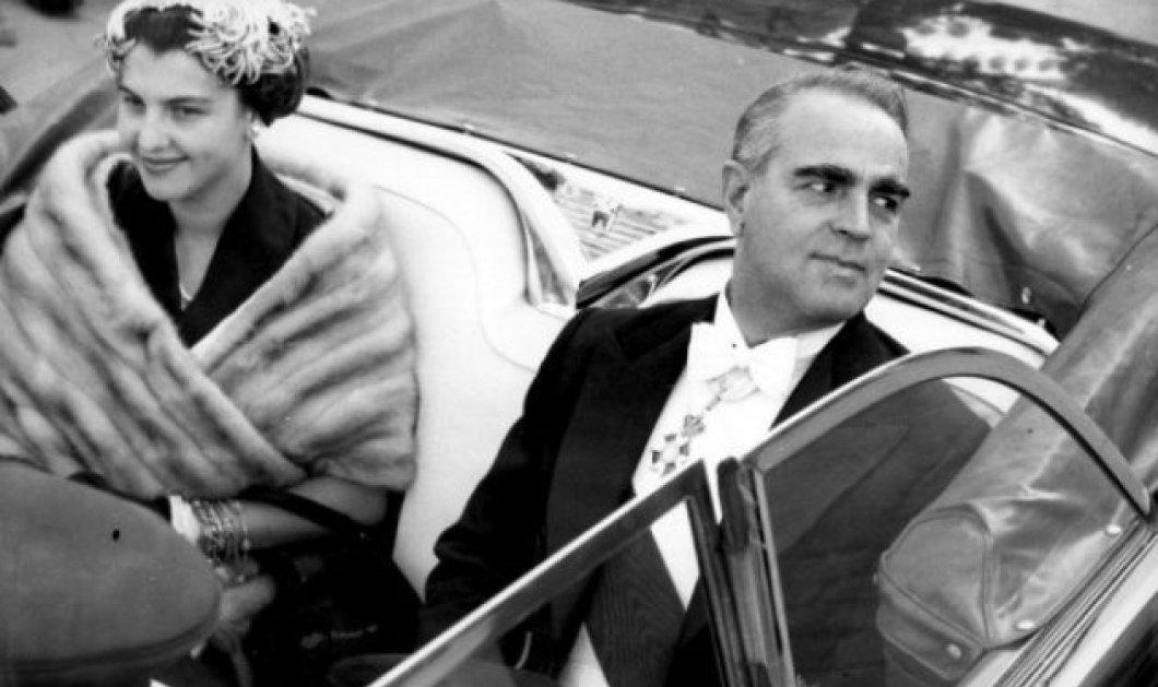 Αμαλία Μεγαπάνου: Έφυγε από τη ζωή σε ηλικία 91 ετών η πρώην σύζυγος του Κωνσταντίνου Καραμανλή (φωτό - βίντεο) - Κυρίως Φωτογραφία - Gallery - Video