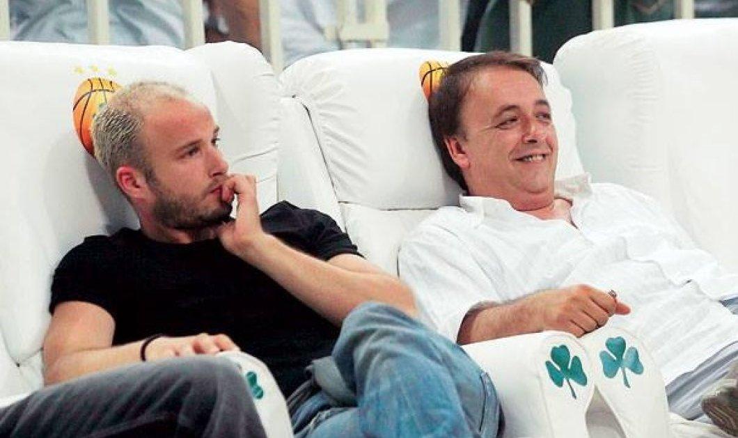 Στέργιος Μικρούτσικος: Τι λέει για την επιστροφή του πατέρα του στην τηλεόραση (βίντεο) - Κυρίως Φωτογραφία - Gallery - Video