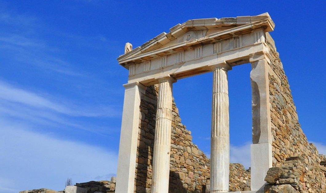Greek Mythos – Η ιστορία της Δήλου, ιερού τόπου & γενέτειρα του Απόλλωνα – Τι υποσχέθηκε η Λητώ για να γεννήσει το παιδί της  - Κυρίως Φωτογραφία - Gallery - Video