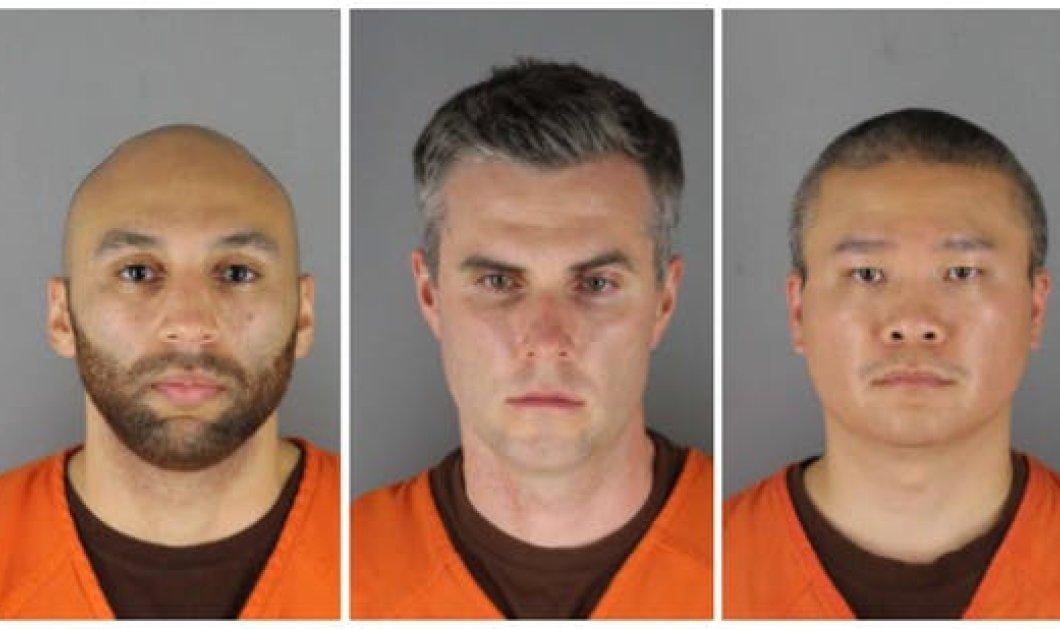 George Floyd: Συνελήφθησαν & οι άλλοι 3 αστυνομικοί, κατηγορούνται για συνέργεια σε ανθρωποκτονία (φωτό - βίντεο) - Κυρίως Φωτογραφία - Gallery - Video