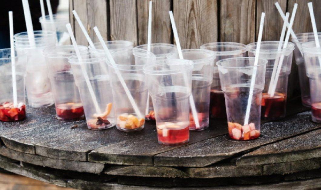 Σε 1 χρόνο οριστικό τέλος σε όλα τα πλαστικά μιας χρήσης: Τα 9 που αποσύρονται – 1 εκ. πλαστικά, ποτήρια, καφέ την ημέρα στην Ελλάδα   - Κυρίως Φωτογραφία - Gallery - Video