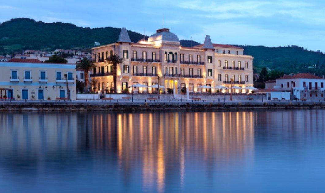 Στις 17 Ιουνίου το Poseidonion Grand Hotel υποδέχεται το καλοκαίρι του 2020 -Αυθεντική φιλοξενία στις  Σπέτσες - Κυρίως Φωτογραφία - Gallery - Video