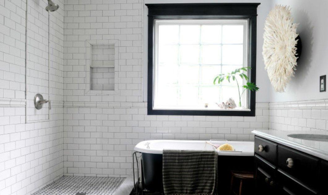 Σπύρος Σούλης: Έτσι θα ανανεώσετε το μπάνιο σας, ξοδεύοντας ελάχιστα χρήματα! - Κυρίως Φωτογραφία - Gallery - Video