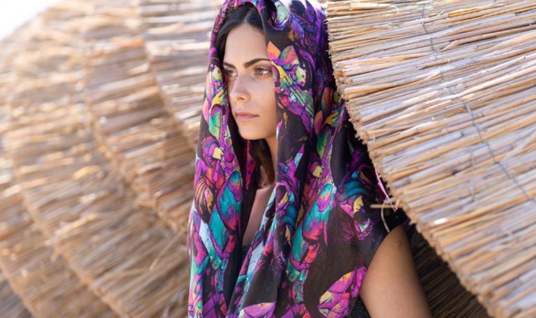 Made in Greece τα Mantility: Τα ολομέταξα μαντίλια της Βασιλικής - Ζαφειρίας Υψηλάντη – Από διευθύντρια στο δημόσιο, δημιουργός start-up (φωτό) - Κυρίως Φωτογραφία - Gallery - Video