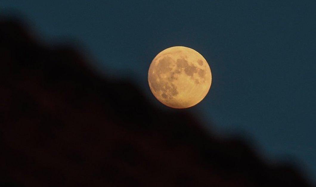 Πως επηρεάζονται όλα τα ζώδια από την σημερινή 'Εκλειψη Σελήνης; - Κυρίως Φωτογραφία - Gallery - Video