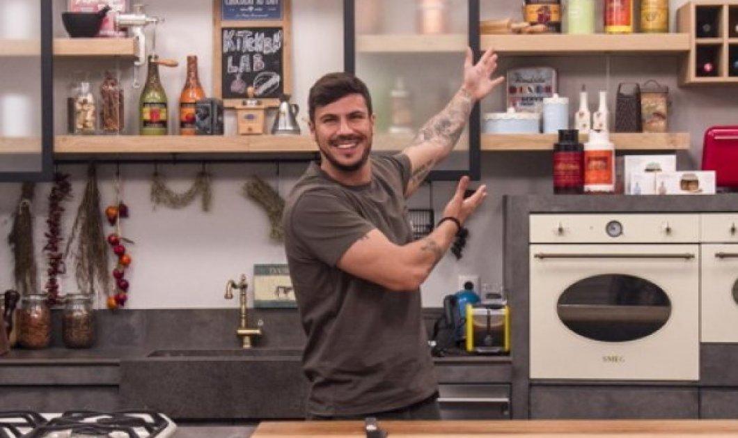O Άκης Πετρετζίκης μας προτείνει μια μοναδική συνταγή - Αρνίσια κεφτεδάκια κοκκινιστά (Βίντεο)  - Κυρίως Φωτογραφία - Gallery - Video
