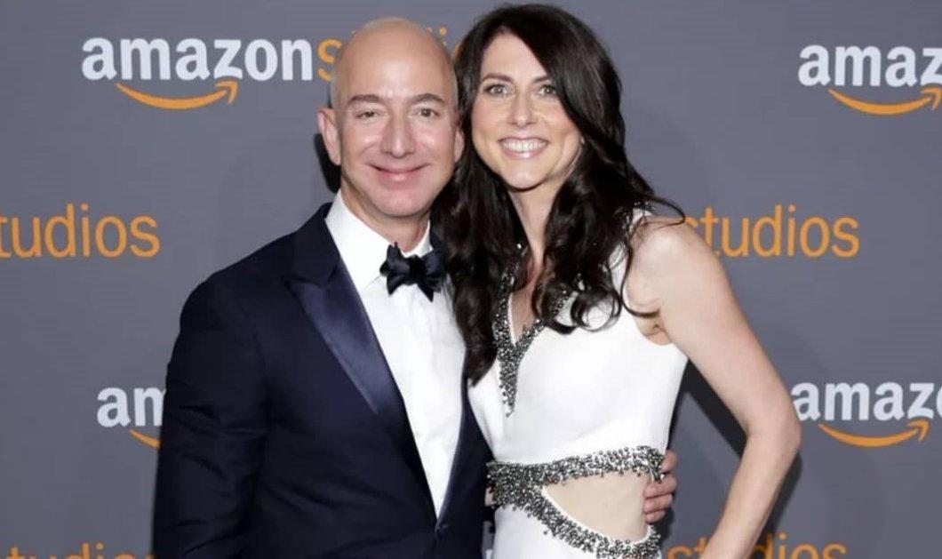 Η πρώην σύζυγος του Τζεφ Μπέζος μοίρασε 1,7 δισ. μετά το διαζύγιό της σε φιλανθρωπίες - Πήρε όμως 62 δισ. από την Amazon! (φωτό) - Κυρίως Φωτογραφία - Gallery - Video