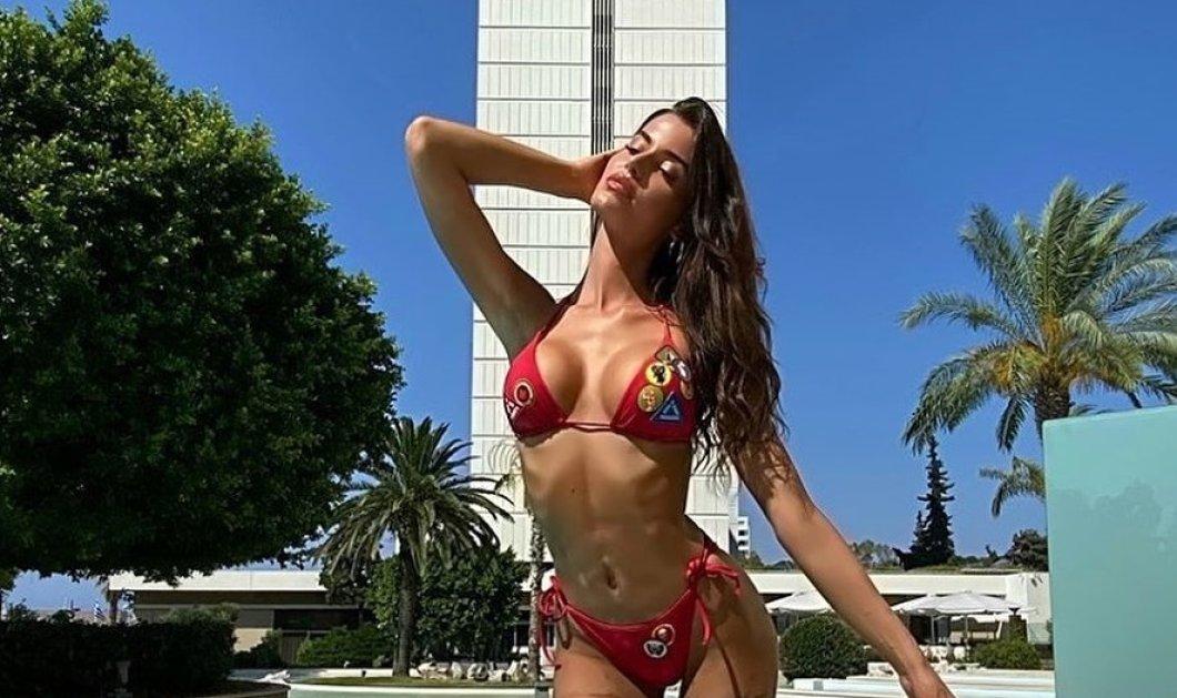 Η Σταρ Ελλάς Ιωάννα Μπέλλα με τα μαγιό του καλοκαιριού & 10 κιλά κάτω - Οι «θυσίες» της πασαρέλας (φωτό) - Κυρίως Φωτογραφία - Gallery - Video
