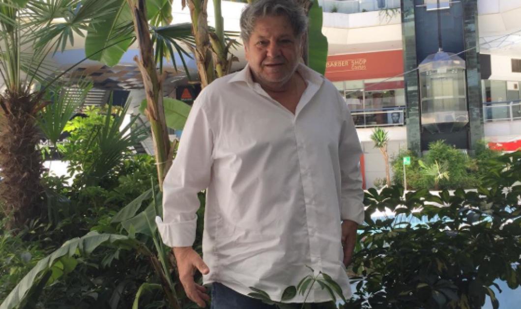 Τις διακοπές του απολαμβάνει ο Γιώργος Παρτσαλάκης: Αυτοτρολάρεται με βουτιές στην πισίνα (βίντεο) - Κυρίως Φωτογραφία - Gallery - Video