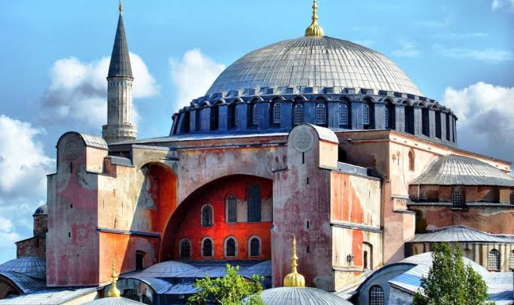 Live: Ξεκίνησε η πρώτη μουσουλμανική προσευχή μετά από 86 χρόνια στην Αγιά Σοφιά - Παρών & ο Ερντογάν - Κυρίως Φωτογραφία - Gallery - Video