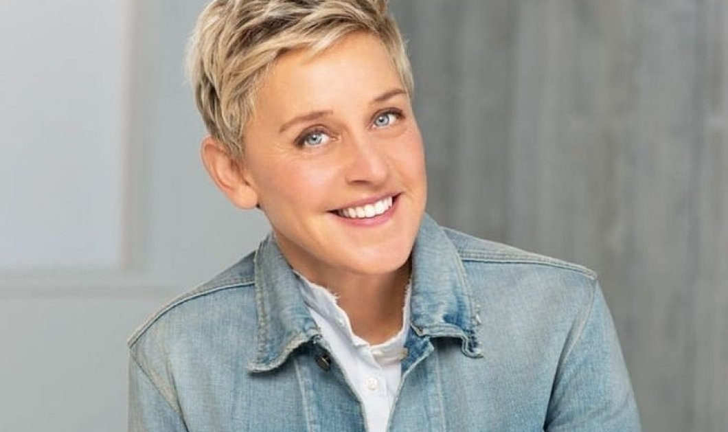 H Ellen DeGeneres απαντά για πρώτη φορά σε όσα της καταλογίζουν με ένα γράμμα στους συνεργάτες της: Λυπάμαι- Χωρίς εσάς δεν θα είχα τόση επιτυχία (βίντεο)  - Κυρίως Φωτογραφία - Gallery - Video