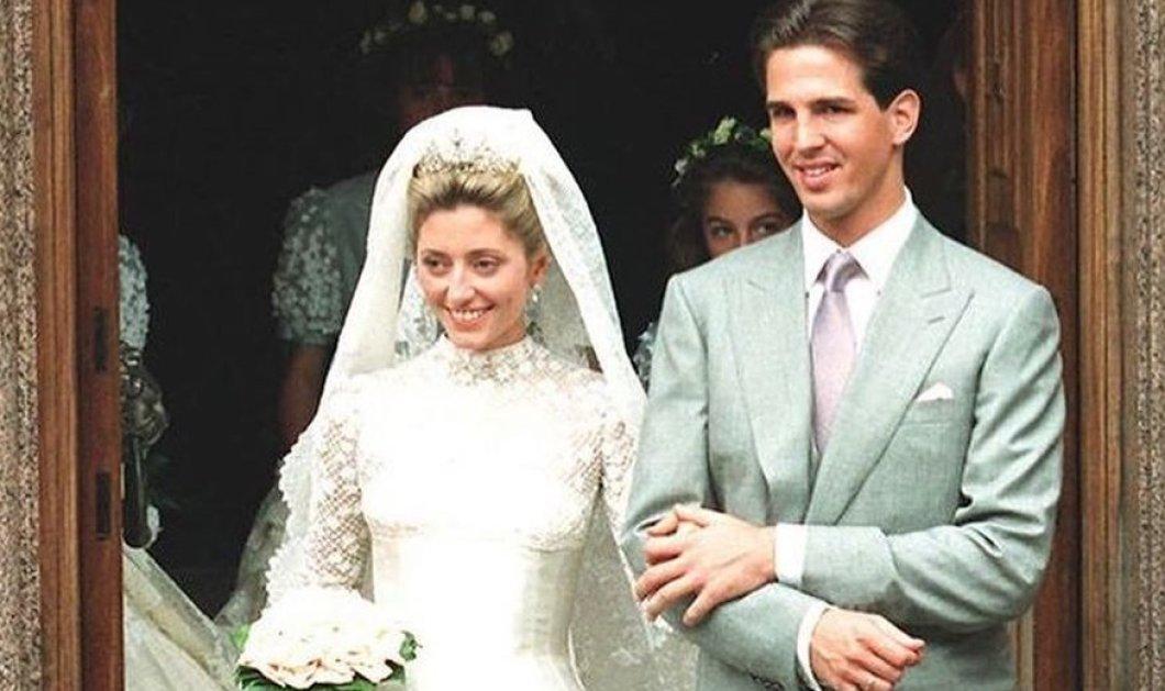 Αργυρή επέτειος γάμου για τον Παύλο & την Μαρί Σαντάλ: 25 χρόνια για τον ερωτευμένο πρίγκιπα & την μούσα του (φωτό) - Κυρίως Φωτογραφία - Gallery - Video