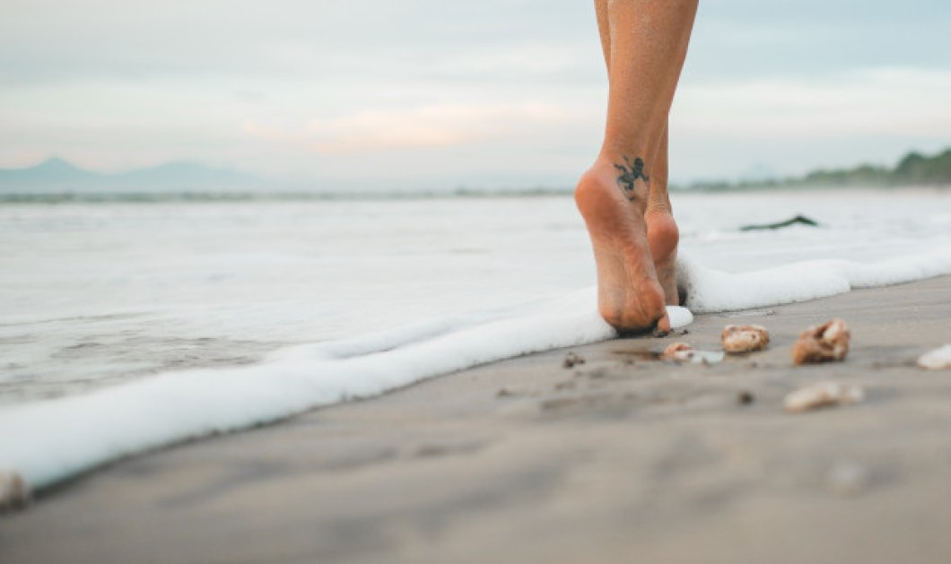 Τι είναι η γείωση & ποια είναι τα εξαιρετικά οφέλη που προσφέρει στη σωματική και ψυχική υγεία  - Κυρίως Φωτογραφία - Gallery - Video