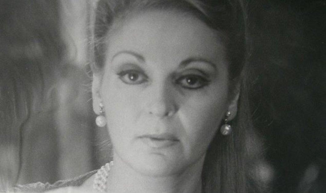 Έφυγε από τη ζωή η ηθοποιός Αφροδίτη Γρηγοριάδου - Μεγάλη κυρία του θεάτρου & μητέρα της Κοραλίας Καράντη (φωτό - βίντεο) - Κυρίως Φωτογραφία - Gallery - Video