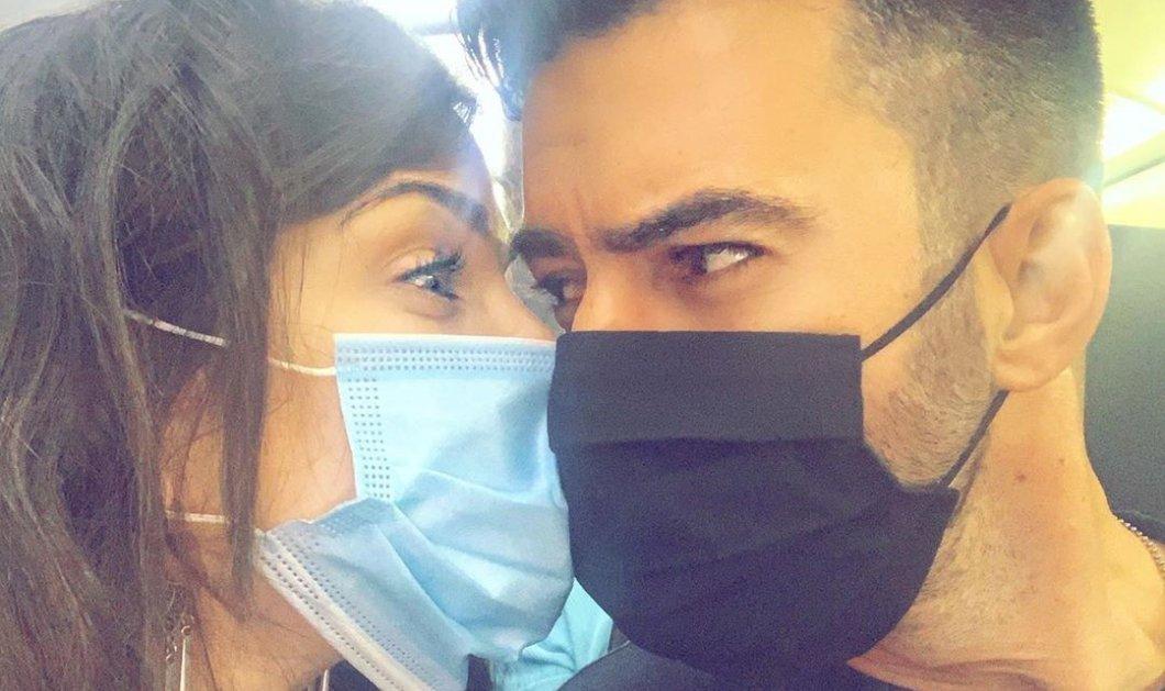 Ο Γιάννης Τσιμιτσέλης & η Κατερίνα Γερονικολού φοράνε τις μάσκες τους & το καλοκαίρι: Διακοπές ντυμένοι όλοι νοσηλευτές (Φωτό)  - Κυρίως Φωτογραφία - Gallery - Video