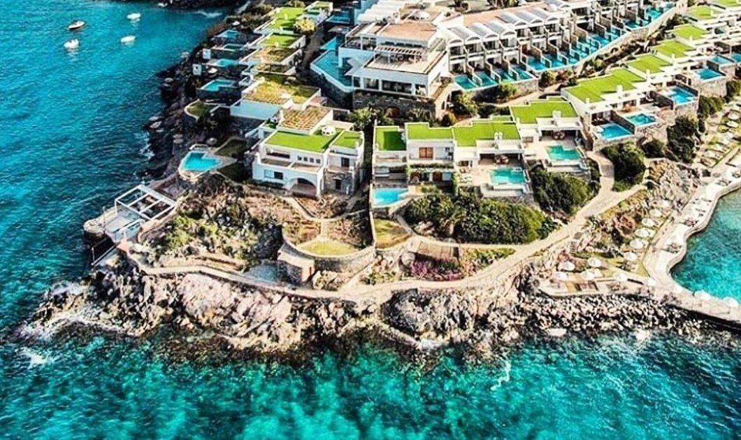 Ο Ηλίας Κοκοτός παρουσιάζει το Elounda Peninsula All Suite Hotel - Η ναυαρχίδα & πιονιέρο για τον ελληνικό τουρισμό (φωτό - βίντεο) - Κυρίως Φωτογραφία - Gallery - Video