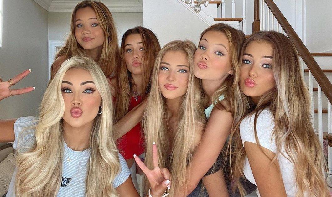 Το απίστευτο γονίδιο! Η Αμερικανίδα Miss Georgia & οι 5 αδελφές της - 6 καλλονές Barbie που έγιναν influencers (φωτό) - Κυρίως Φωτογραφία - Gallery - Video