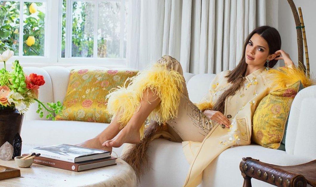 Η Kendall Jenner παρουσιάζει την σούπερ βίλα της - H 24χρονη πολυεκατομμυριούχος έχει γούστο αλλά & έμπνευση την αδελφή της στην διακόσμηση (φωτό - βίντεο) - Κυρίως Φωτογραφία - Gallery - Video