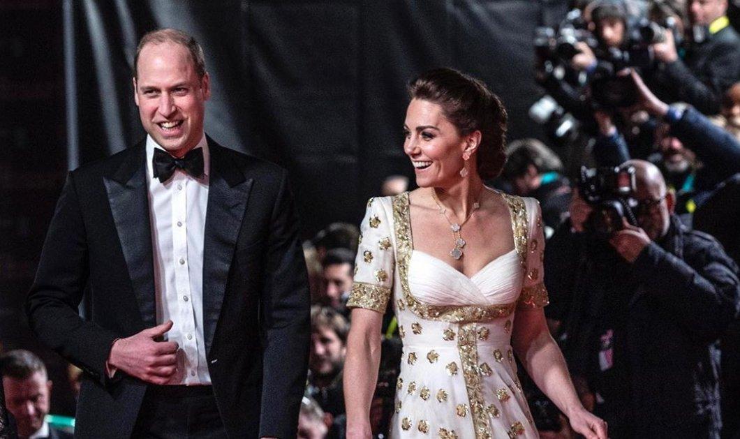 """Η πριγκίπισσα Κέιτ & ο Γουίλιαμ απαντουν σε Χάρι & Μέγκαν που τους χαρακτήρισαν """"Οχιές"""":  «Τους στρώσαμε κόκκινο χαλί»  - Κυρίως Φωτογραφία - Gallery - Video"""