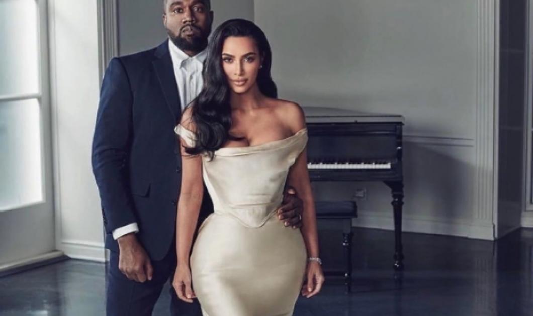 """Το σίριαλ Kim Kardashian & Kanye West – Ζητώ συγγνώμη αγάπη μου """"που σε έκανα ρεζίλι"""" (Φωτό)  - Κυρίως Φωτογραφία - Gallery - Video"""