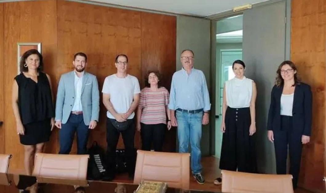 Τοpwoman η Μπέτυ Μπαζιάνα: Ορκίστηκε επίκουρη καθηγήτρια στο Πανεπιστήμιο Θεσσαλίας - Κυρίως Φωτογραφία - Gallery - Video