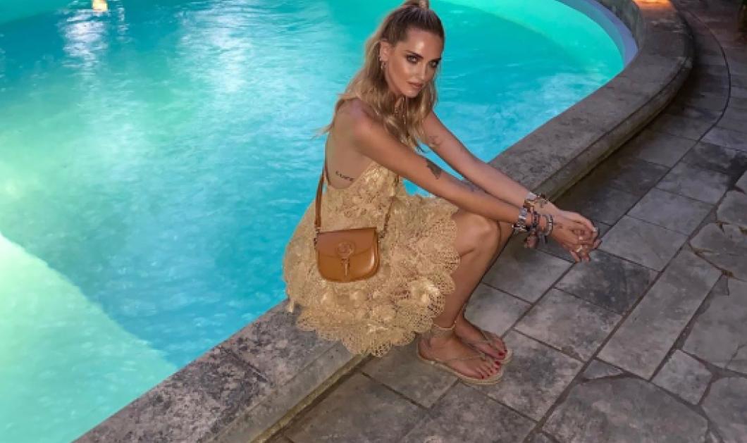Η Κιάρα Φεράνι δουλεύει 24 ώρες το 24ωρο για να επανέλθει ο τουρισμός στην Ιταλία  - Έβαλε ακόμα και τον άντρα της να κάνει το μοντέλο - Κυρίως Φωτογραφία - Gallery - Video
