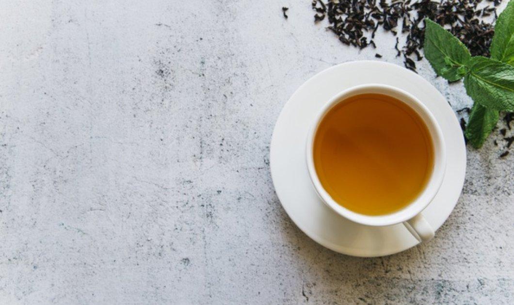Πράσινο Τσάι: Ο Αντιοξειδωτικός Σύμμαχος στο Αδυνάτισμα - Κυρίως Φωτογραφία - Gallery - Video