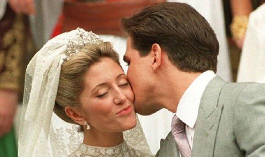 Το κλικ που προτιμά από τον γάμο του πριν 25 χρόνια, δημοσίευσε ο πρίγκιπας Παύλος – Η τρυφερή ανάρτηση για την επέτειο (Φωτό)  - Κυρίως Φωτογραφία - Gallery - Video