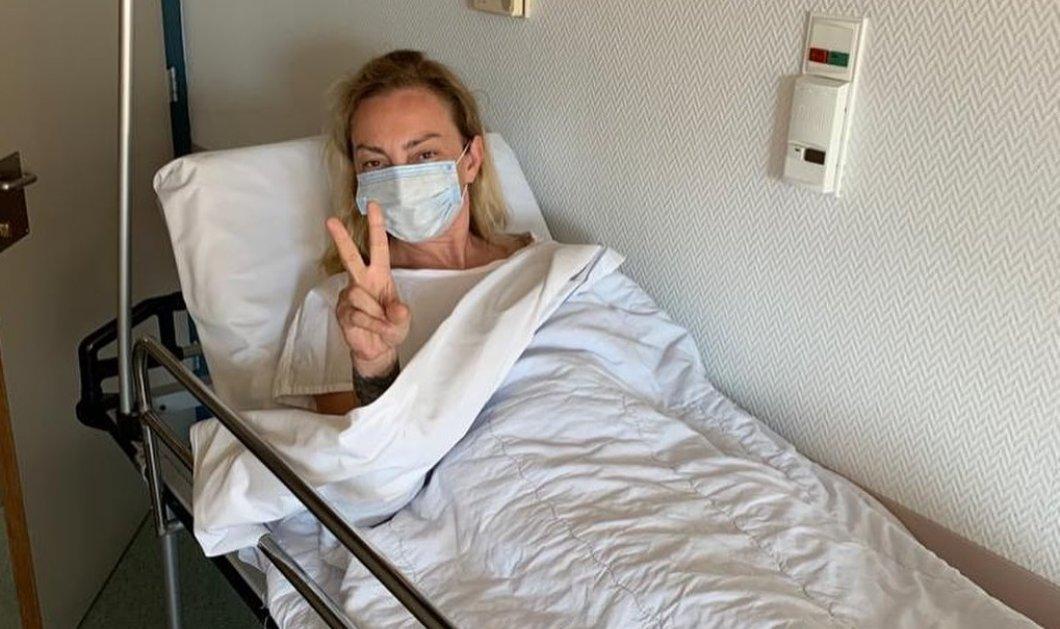 Το ξαφνικό πρόβλημα υγείας της Ρούλας Ρέβη & οι φωτό από το νοσοκομείο - «Το ένστικτό σας & τον γυναικολόγο σας μην τα αγνοείτε ποτέ» - Κυρίως Φωτογραφία - Gallery - Video
