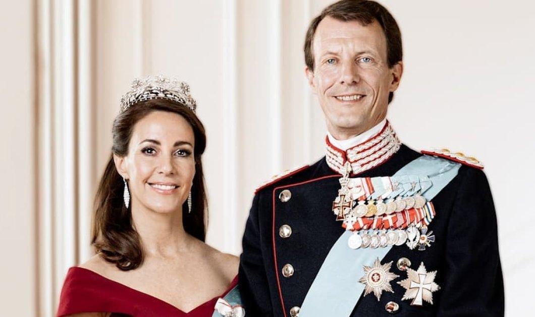 Σε κρίσιμη κατάσταση ο πρίγκιπας Joachim της Δανίας - Έκανε επέμβαση λόγω θρόμβου στον εγκέφαλο (φωτό) - Κυρίως Φωτογραφία - Gallery - Video