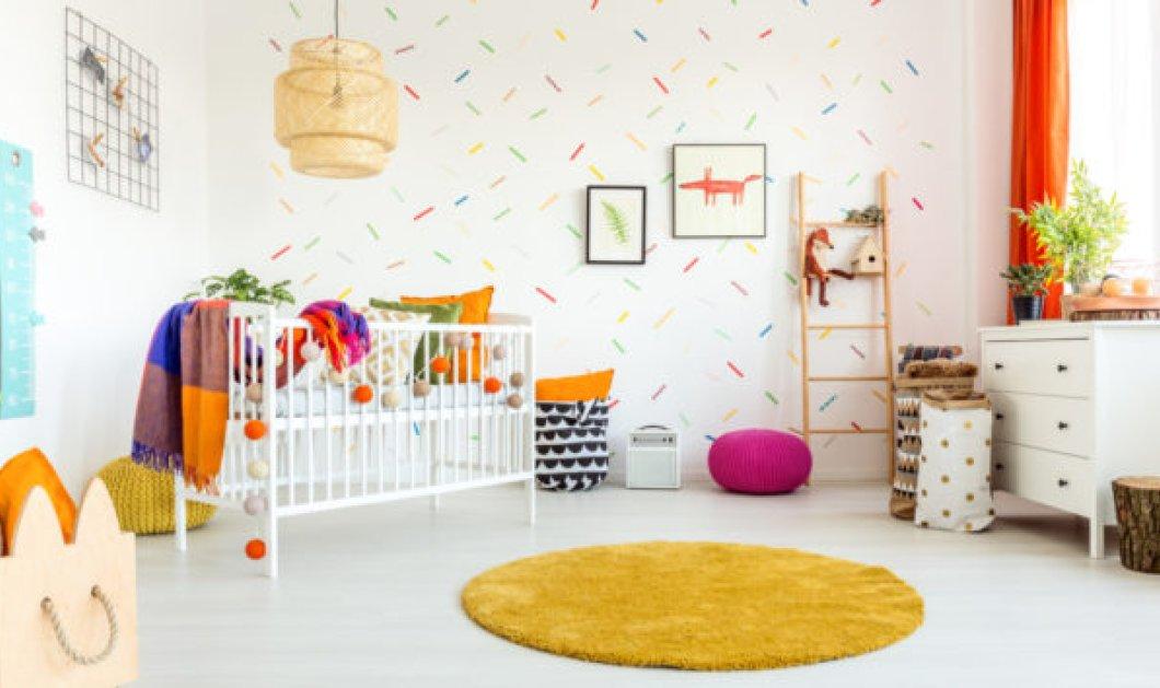 Μοναδικές ιδέες από τον Σπύρο Σούλη για να φτιάξετε το ωραιότερο παιδικό υπνοδωμάτιο (φωτό) - Κυρίως Φωτογραφία - Gallery - Video
