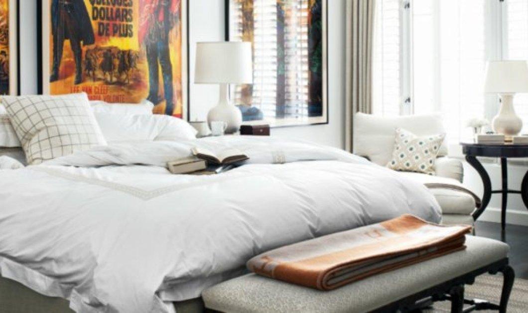 Σπύρος Σούλης: Διακοσμήστε το υπνοδωμάτιό σας σαν επαγγελματίες! - Κυρίως Φωτογραφία - Gallery - Video