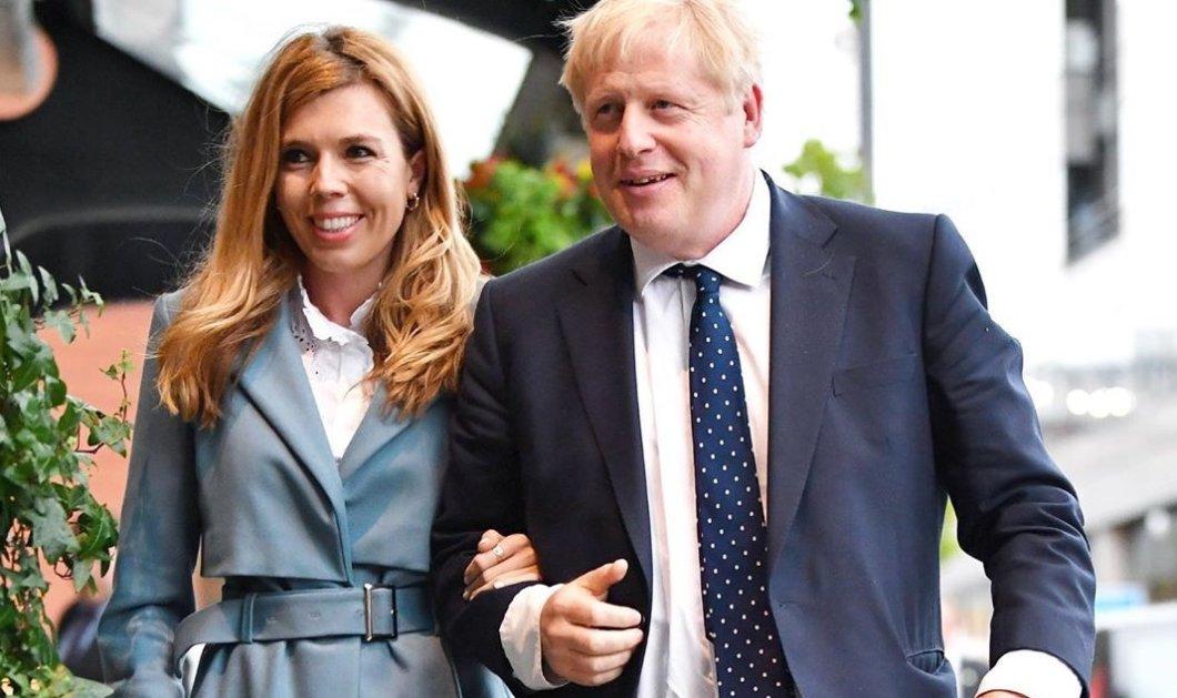 O Boris Johnson έδωσε στον γιο του το όνομα των γιατρών που του έσωσαν τη ζωή - Ο μικρούλης είναι ίδιος ο μπαμπάς του (φωτό) - Κυρίως Φωτογραφία - Gallery - Video