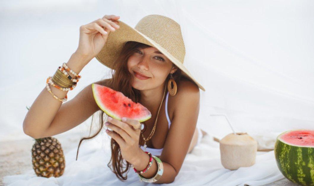 Τι να φάμε το καλοκαίρι για να αντιμετωπίσουμε την αφυδάτωση - Iδού η απάντηση με υπογραφή Δημήτρη Γρηγοράκη - Κυρίως Φωτογραφία - Gallery - Video