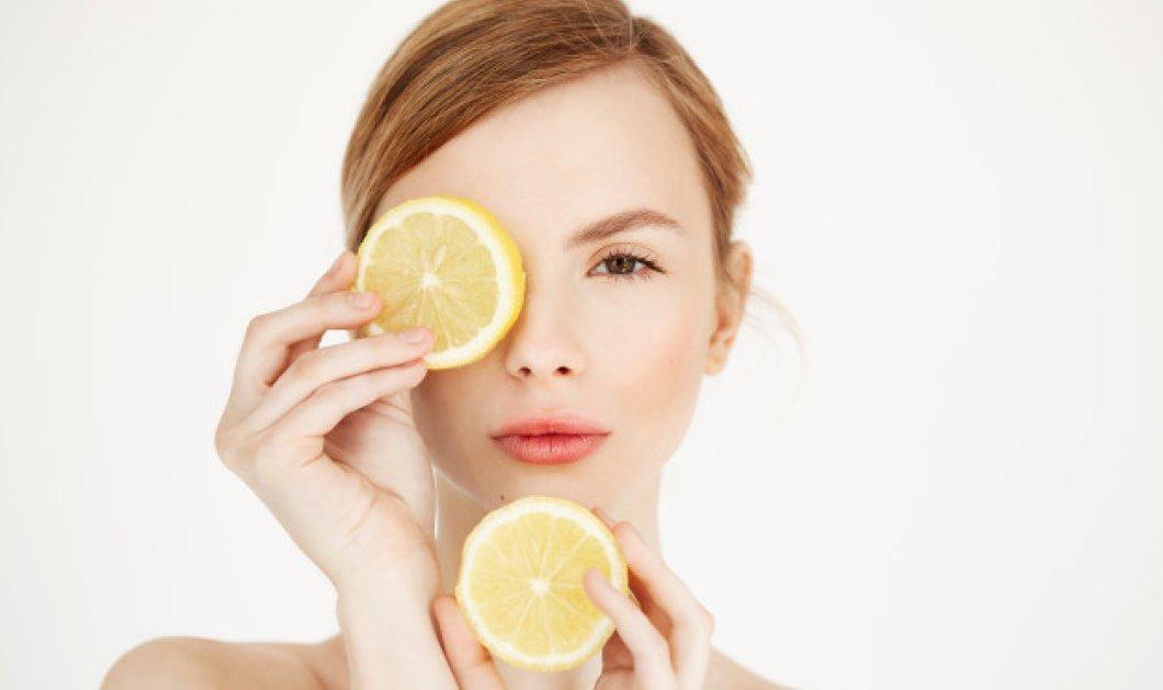 Λεμόνι στο πρόσωπο: Ιδιότητες, παρενέργειες και συνταγές για μάσκα ομορφιάς - Κυρίως Φωτογραφία - Gallery - Video