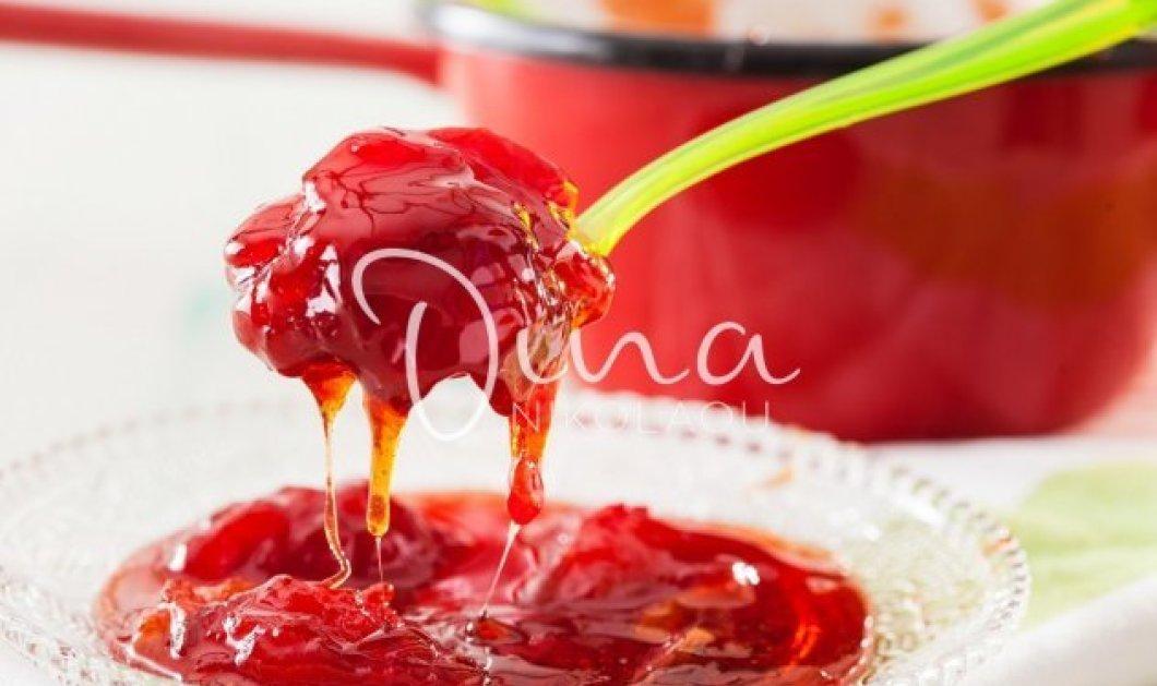 Ντίνα Νικολάου: Γλυκό του κουταλιού καρπούζι – Θα σας κερδίσει από την πρώτη κιόλας κουταλιά! - Κυρίως Φωτογραφία - Gallery - Video