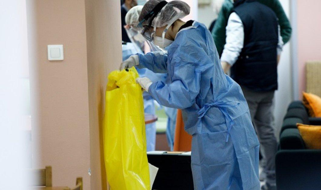 Δεήσεις στην Αμερική! 2000 νεκροί την ημέρα- Ξαναφούντωσε ο ιός - Κατέρρευσε το υγειονομικό σύστημα (φωτό) - Κυρίως Φωτογραφία - Gallery - Video