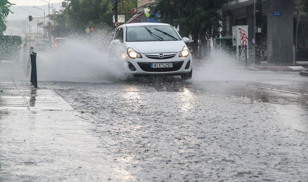 """Κακοκαιρία """"Θάλεια"""": Βροχές, καταιγίδες, χαλάζι & ισχυροί άνεμοι - Ποιες περιοχές της χώρας θα πληγούν περισσότερο; - Κυρίως Φωτογραφία - Gallery - Video"""