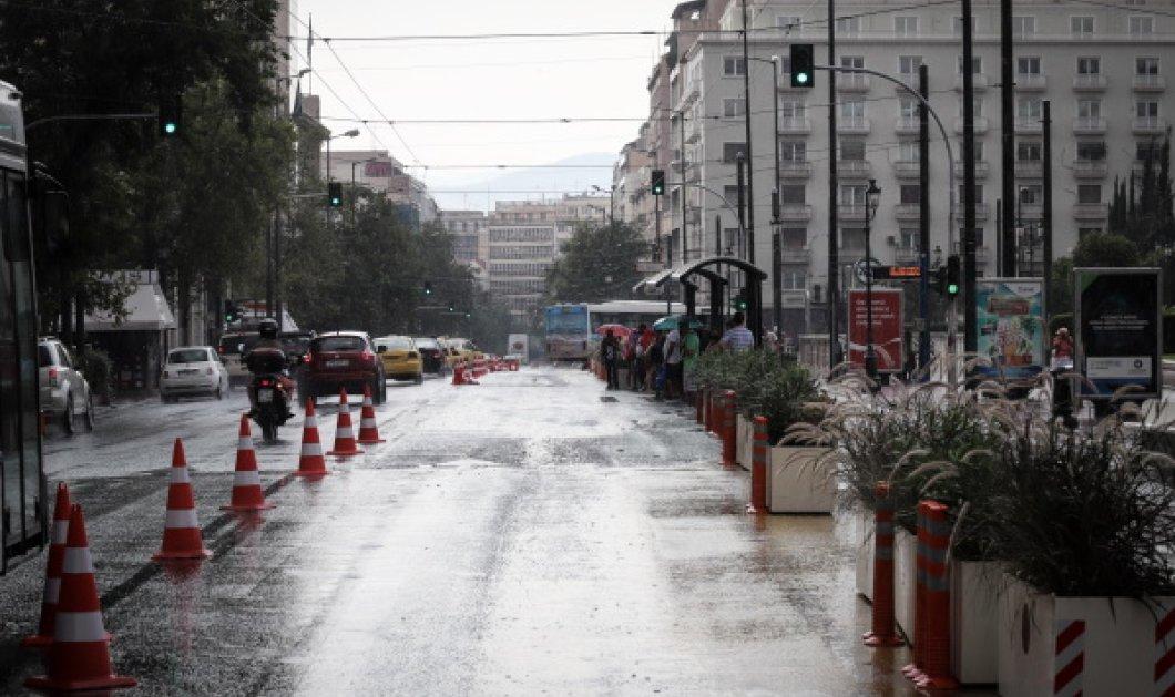 Έκτακτο δελτίο επιδείνωσης του καιρού με χαλάζι & καταιγίδες - Μεγάλη αλλαγή από αύριο - Η πρόγνωση του 3ημερου - Κυρίως Φωτογραφία - Gallery - Video