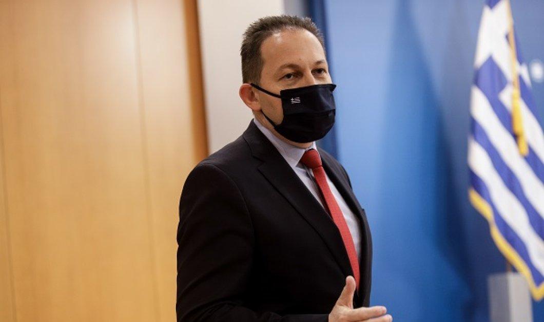 Live: Οι ανακοινώσεις για τον Ανασχηματισμό από τον Κυβερνητικό Εκπρόσωπο Στέλιο Πέτσα  - Κυρίως Φωτογραφία - Gallery - Video