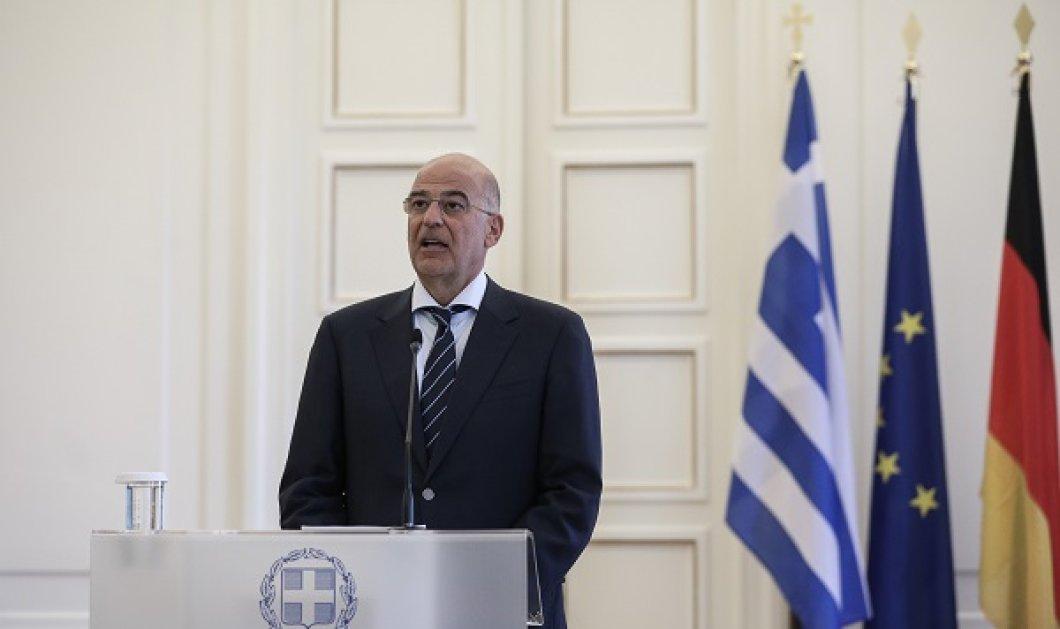 Έκτακτη επικαιρότητα: Ο Νίκος Δένδιας σε συνάντηση με όλους τους Υπουργούς Εξωτερικών της ΕΕ για την τουρκική προκλητικότητα (φωτό- βίντεο) - Κυρίως Φωτογραφία - Gallery - Video