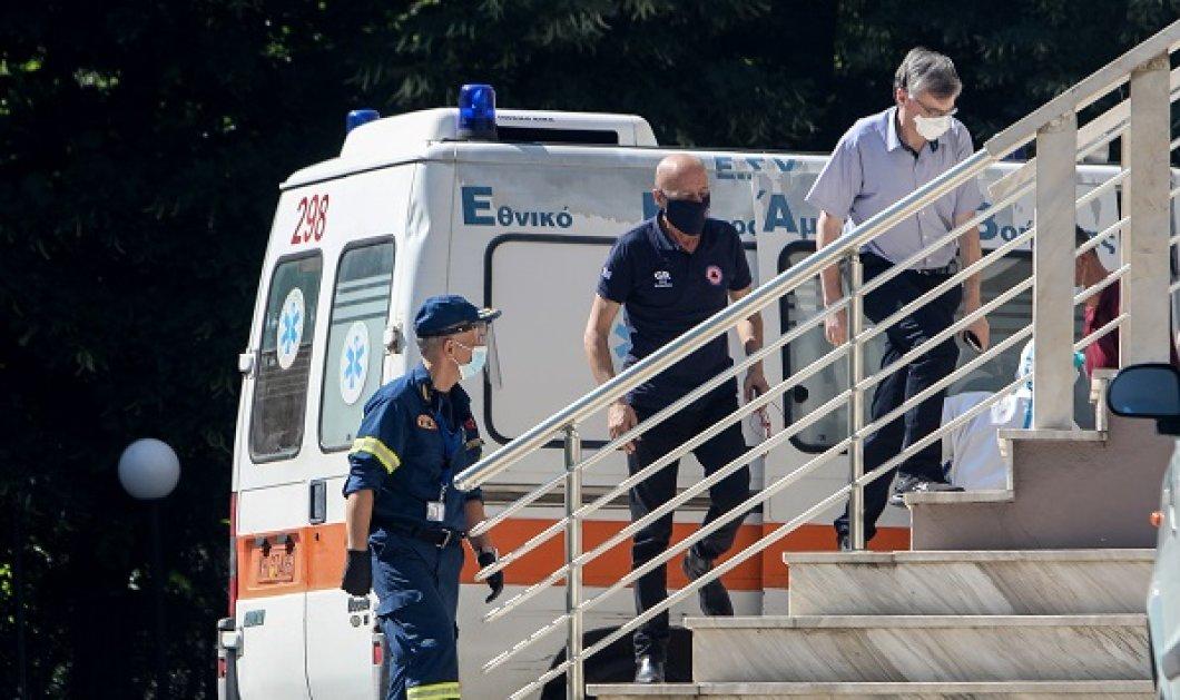 36 κρούσματα κορωνοϊού σε οίκο ευγηρίας στη Θεσσαλονίκη - Ο Σωτήρης Τσιόδρας μετέβη στο σημείο (φωτό - βίντεο) - Κυρίως Φωτογραφία - Gallery - Video