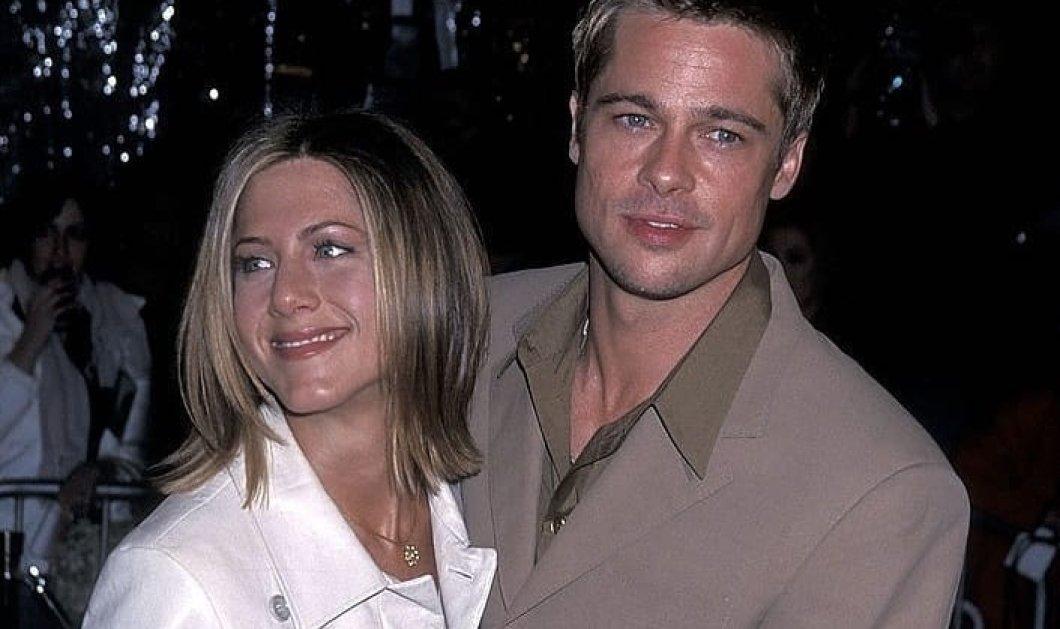 Ξανά... μαζί Brad Pitt & Jennifer Aniston - Που & γιατί θα συναντηθούν οι δύο πρώην σύζυγοι; (φωτό) - Κυρίως Φωτογραφία - Gallery - Video