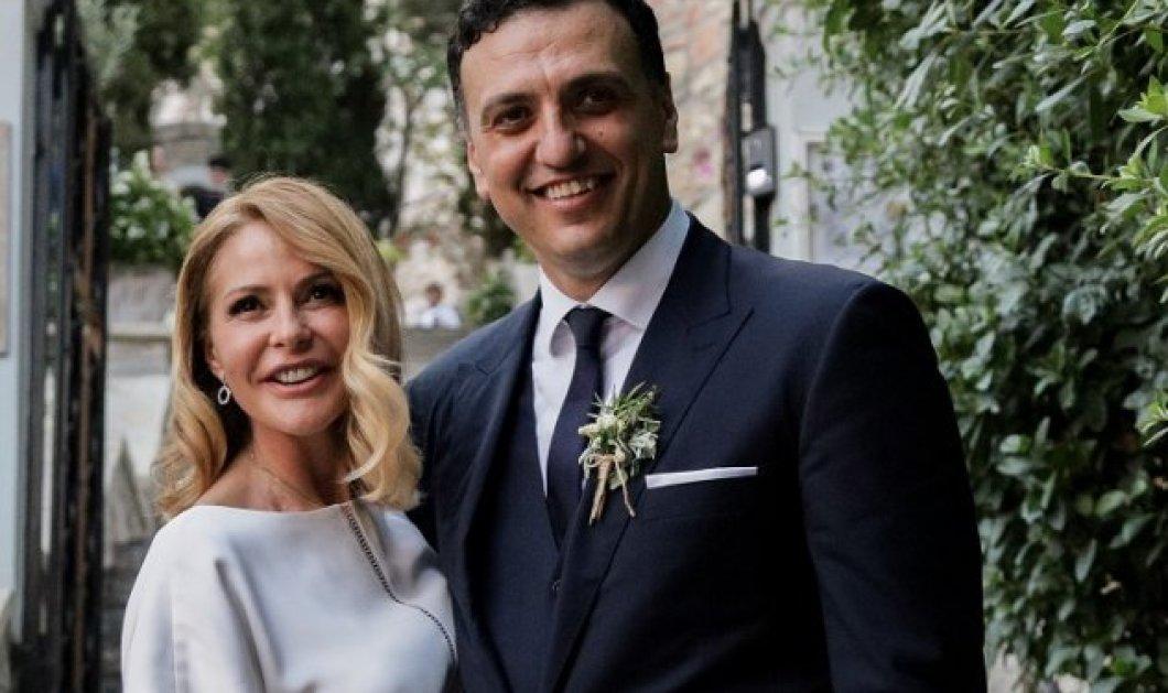 Γιορτάζει σήμερα η εγκυμονούσα Τζένη Μπαλατσινού - Το τρυφερό δώρο του συζύγου της Βασίλη Κικίλια (φωτό) - Κυρίως Φωτογραφία - Gallery - Video