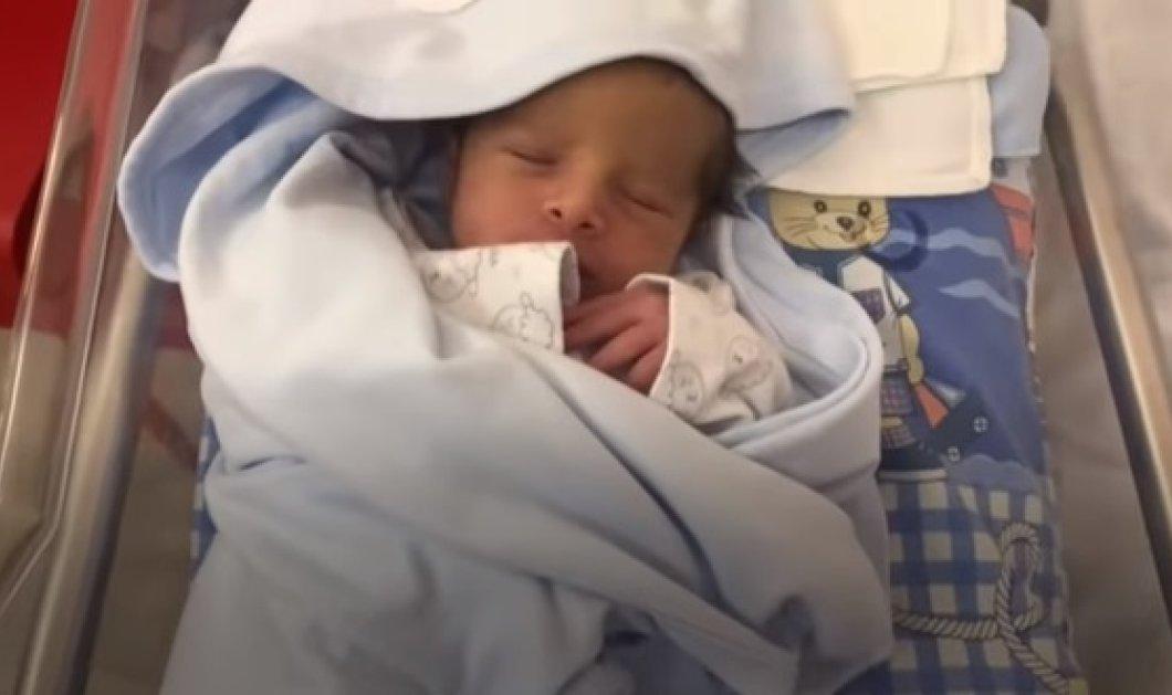 Λίβανος - έκρηξη: Η στιγμή που η ετοιμόγεννη μπαίνει στην αίθουσα τοκετών για να φέρει το μωρό της στον κόσμο (βίντεο) - Κυρίως Φωτογραφία - Gallery - Video
