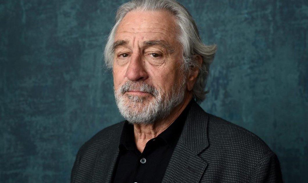 Robert De Niro: Γεννημένος 17 Αυγούστου, έγινε 77 χρονών, έχει ύψος 1,77 & περιουσία 500 εκατ. δολάρια (φωτό - βίντεο) - Κυρίως Φωτογραφία - Gallery - Video
