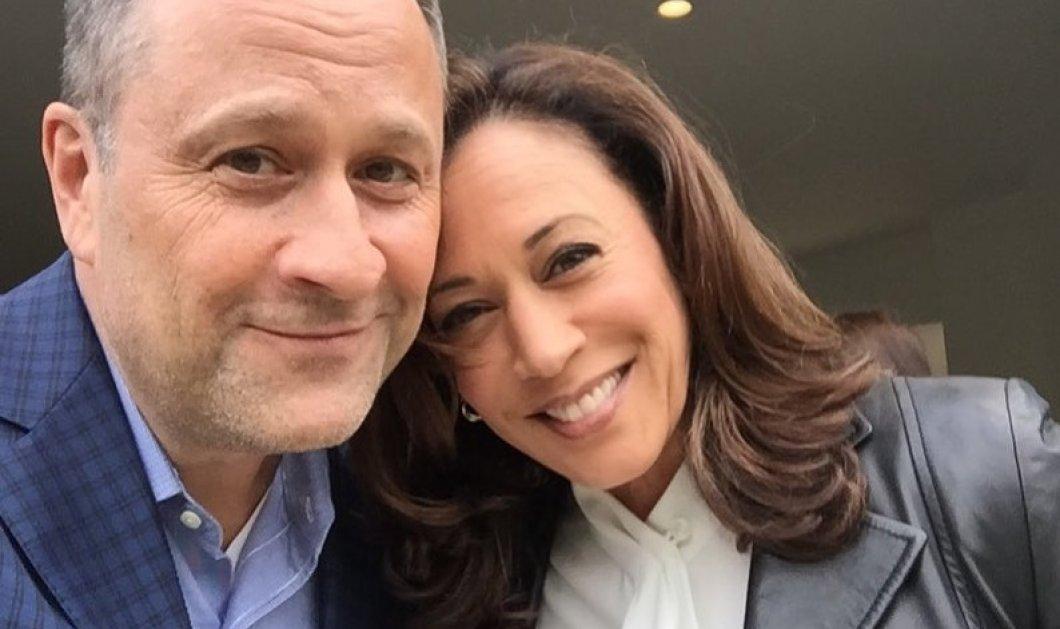 Αυτός είναι ο άνδρας που είχε ερωτευτεί τρελά η υποψήφια αντιπρόεδρος της Αμερικής Kamala Harris - Ποιον, όμως, παντρεύτηκε & έχουν κοινή περιουσία 5,8 εκατ. δολάρια; (φωτό) - Κυρίως Φωτογραφία - Gallery - Video