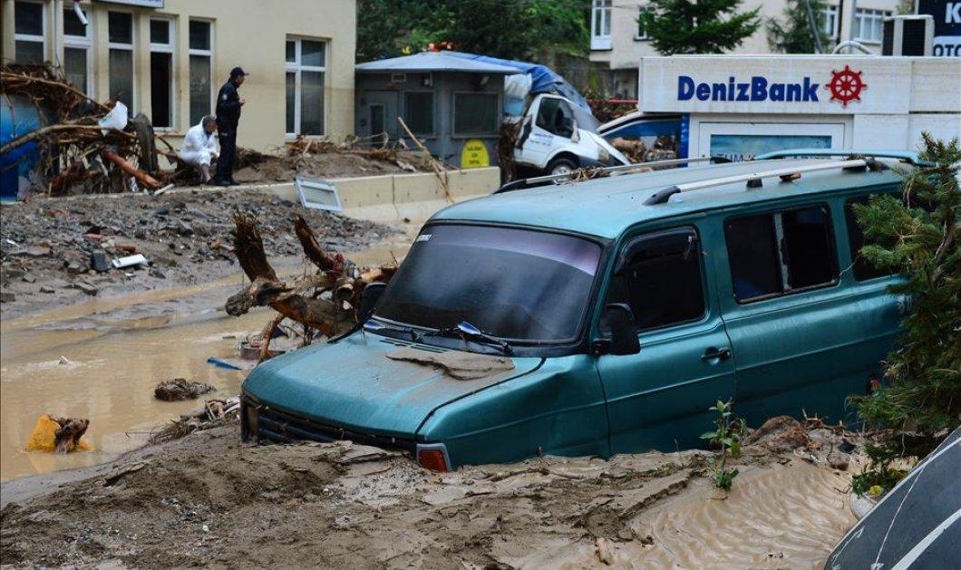 Τουρκία: Πέντε άνθρωποι έχασαν τη ζωή τους από πλημμύρες - 12 αγνοούνται (φωτό) - Κυρίως Φωτογραφία - Gallery - Video