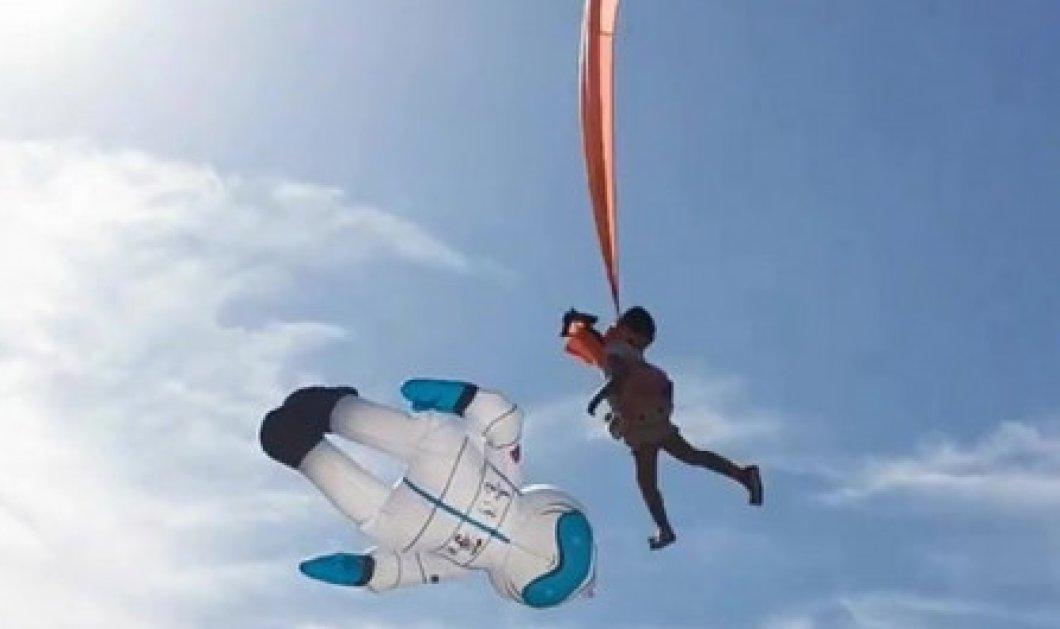 Το βίντεο που κάνει τον γύρο του κόσμου – Χαρταετός τράβηξε σε ύψος 30 μέτρων ένα 3χρονο κοριτσάκι (Βίντεο)   - Κυρίως Φωτογραφία - Gallery - Video